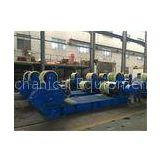 5T Adjustable Tank Turning Rolls , Pipe Welding Machine Stands For Metallurgical Industry