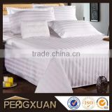 factory supplier king size cheap 200TC hotel bed sheet sets 100% cotton