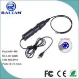 Waterproo D5.5mm Camera Driver USB Endoscope Digital Camera