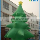outdoor inflatable christmas tree/christmas tree inflatable/chirstmas tree