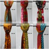 Handmade kantha Quilted scarf indian Vintage kantha stoles