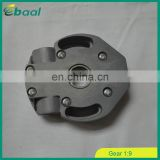 roller shutte rwithout stopping fungction gear