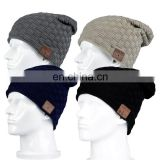 Wholesale Hot Selling High Quality Fashion Wireless Bluetooth Custom Beanie Hat