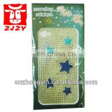 Eco-friendly cell phone case stickers with high quality (ZY2-009)