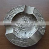 Custom Made Metal Zinc Alloy Antique China Ashtrays For Sale