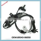 OEM 89543-06050 Anti-Lock Brake Sensor ABS Sensor Camry 8954306050