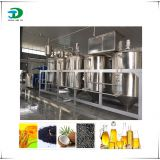 Crude oil refining plant, crude palm oil refinery machine, Sunflower seed oil extraction refinery machine