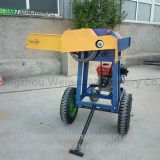 9ZP-0.4C High speed automatic feeding chaff cutter silage making machine