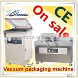 Brick Shape frozen food Vacuum Packing Machine SH-420