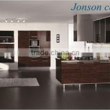 China modern kitchen panty cupboard / high gloss kitchen cabinets