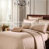 High quality 70% bamboo 30% organic cotton fabric bedding sheets