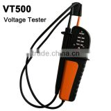 Multi-function Continuity Torch Detector Pen Meters Testers VT500 LED Display Voltage Testers