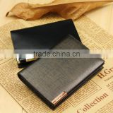 High-grade leather Business card holder business card bag top layer cow pickup package suitable for business occasion