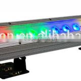 Kungfu 18 matrix bar 220W RGBW 4 IN 1 Leds AC100-240V 50/60Hz 25/40/60 degree optional DMX512 Stand alone/Master-slave/Sound