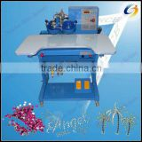 2015 Alibaba intelligent automatic ultrasound rhinestone setting machine