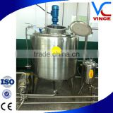 Stainless Steel Buffer Tank For Juice Processing