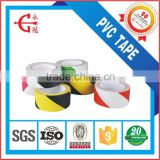 2015 YG BRAND TAPE PVC Strong adhesive single color and double color PVC underground warning tape