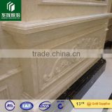 artificial beige marble background wall stone decoration