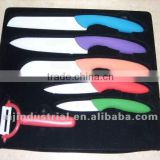 Ceramic knife,ceramic knife set with colorful handles                                                                         Quality Choice
