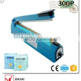High Quality hand impulse sealer SF300P plastic body plastic sealer machine portable heat sealer