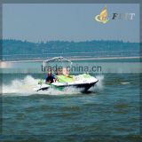 Mini jet boat with CF MOTO inboard engine made in China