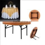 wholesale foldable banquet table and chair