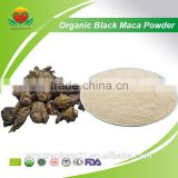Manufacturer Supply No Pesticides EU/NOP Standard Organic Black Maca Powder