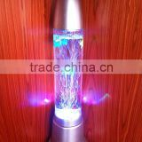 water bubble fish lamp water color change column lamp(D:100MM H:50cm)