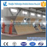 recycle use reliable structure long life span prefabricated container house China