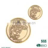 wholesale gold coin/ Custom Challenge Coin