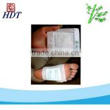 2015 new product bamboo foot patch with adhesive tape