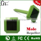 GH-316D Good price solar sound wave ultrasonic against moles and voles