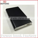 L376 2016 new products Wholesales alibaba mobile power bank Ultra Slim external battery charger aluminium alloy power bank