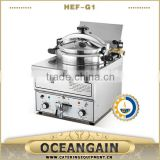 HEF-G1 2015 commercial stainless steel electric pressure fryer                                                                         Quality Choice