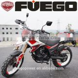 250CC Air Cooled Crossover Motorcycle Dual Sports E Mark Approved                                                                         Quality Choice