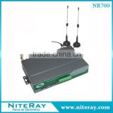 NR700 3g industrial router OpenWRT gps dual sim industrial wifi router