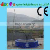 single bungee trampoline for sale, bungee jumping for kids