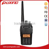 PUXING OEM VHF UHF FM professional two way radio PX-568 IP67 compact housing voice encryption 4W