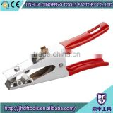 American Style Earth Clamp 300A DF-1036B Metal Crocodile Clip Spring Loaded Welding Clamp