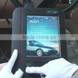 Read DTC, Clear DTC, Cylinder Test, Injector Test, DPF Function, Read Data Stream, Global Gasoline Car Auto Diagnostic Scanner