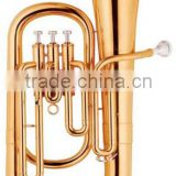 keful 3 keys bb tone brass bass tuba