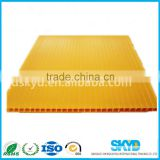china supplier Specializing in the production of plastic plates for advertising pp corrugated sheet