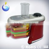 OTJ-S918 280W CE CB ISO carrot potato peeler and slicer machine