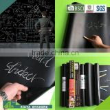 BSCI customized shape calendar removable magnetic pvc vinyl decorative chalkboard sticker decal                                                                         Quality Choice