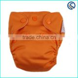 2016 tiny new born baby product reusable cloth diaper manufacture