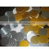 aluminium foil paper seal liner for PET bottle Induction Cap Seal liner