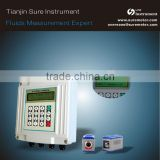 TUF-2000S Wall mounted ultrasonic flow meter made in China                                                                         Quality Choice