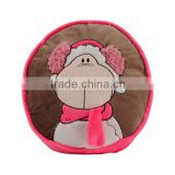Baby use embroidery stuffed beautiful cushions