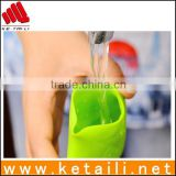 Alibaba Products Sports Water Bottle Cover, Heat Resistance Folding Bottle collapsible cup