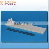 STCERA dental ceramic blocks High purity Resist high temperature ceramic terminal block/plates/sheet